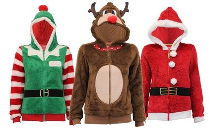 Women's Christmas Sweatshirts for £16.99