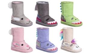 Muk Luks Toddlers' Zoo Animal Boots