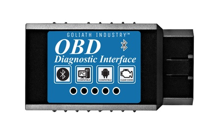OBD-ll Automotive Bluetooth Scanner Tool 2.0 for Android Devices