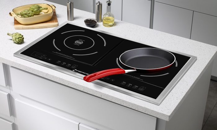 GForce Single or Double Induction Stove Cooktop