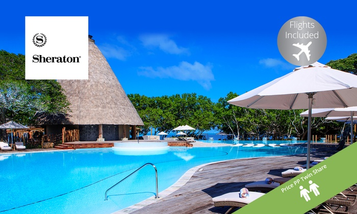 Your Travel Deal - Bourail: New Caledonia: $1,199 Per Person for a Five-Night Getaway with Flights at 4.5* Sheraton New Caledonia Deva Resort