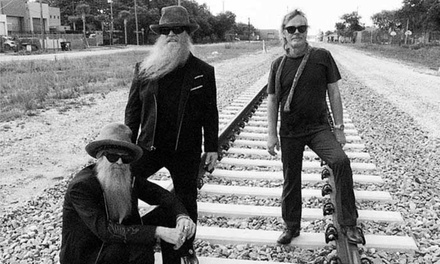 ZZ Top – 50th Anniversary Tour with special guest Cheap Trick on October 13 at 7 p.m.