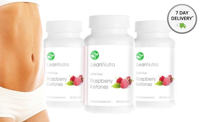 Buy 2 Get 1 Free: LeanNutra 100% Pure Raspberry Ketones: Buy 2 Get 1 Free: 60-Count Bottles of LeanNutra 100% Pure Raspberry Ketones