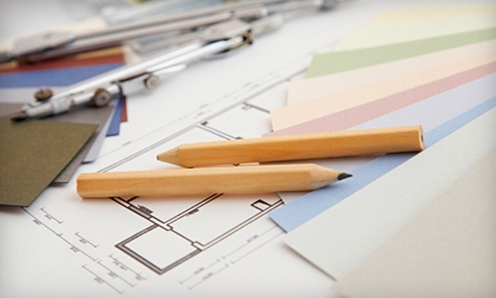CKD Interiors - Downtown Dallas: $150 for Two Hours of Interior Design Consultation and Sketches from CKD Interiors ($300 Value)
