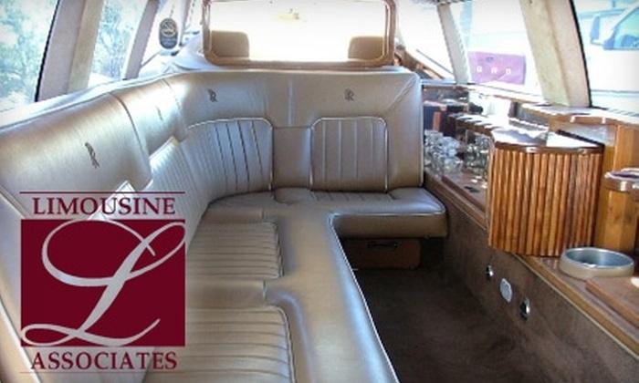 A. Limousine Associates - Cincinnati: $40 for $100 Toward Limousine Services from A. Limousine Associates