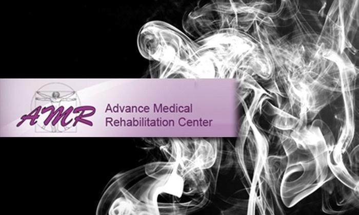 Advance Medical Rehabilitation Center - Loves Park: $99 for Three Laser Smoking-Cessation Treatments at Advance Medical Rehabilitation Center ($199 Value)