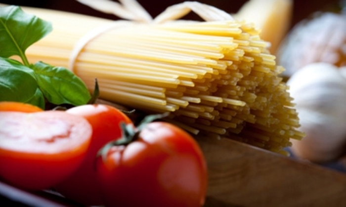 Café Sicilia - Bedford: $15 for $30 Worth of Italian Cuisine at Café Sicilia in Bedford