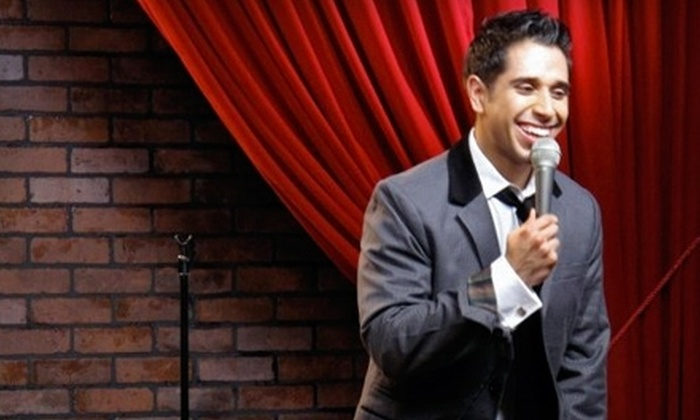 Broadway Comedy Club - Clinton: $27 for One Ticket to Any Show and Two Drinks at Broadway Comedy Club (Up to $56 Value)