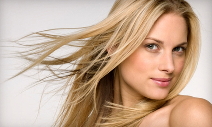 Studio Six Salon - Mariners Mile: $149 for a Matrix Hair-Smoothing Keratin Treatment at Studio Six Salon in Newport Beach (Up to $400 value)