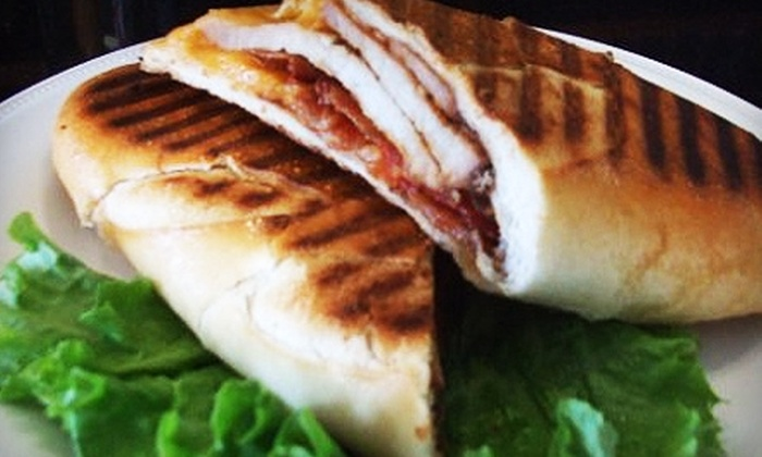 Colonial Springs Restaurant - Wyandanch: $10 for $20 Worth of Sandwiches, Salads, and Soups at Colonial Springs Restaurant in East Farmingdale