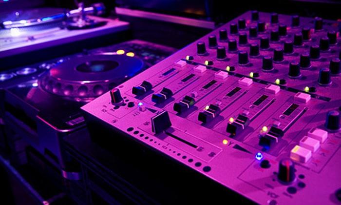 Deft Audio DJ Services - Downtown Vancouver: $450 for One Night of Wedding DJ Services from Deft Audio ($900 Value)