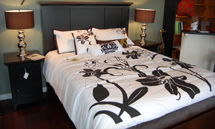 Blueberry Meadows Interiors - Fort Langley: $25 for $60 Worth of Home Decor and Furniture at Blueberry Meadows Interiors