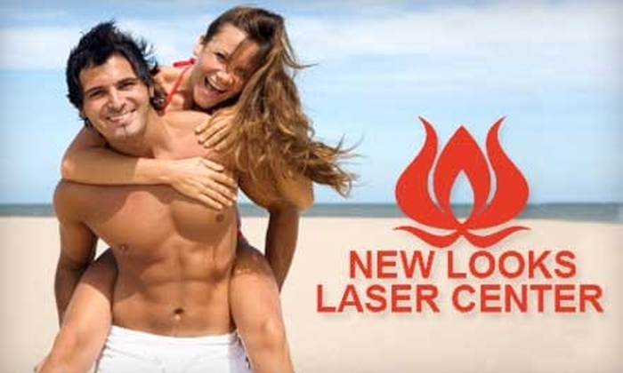 New Looks Laser Center - Ward 6: $99 for Three Laser Hair-Removal Treatments at New Looks Laser Center (Up to a $750 value)
