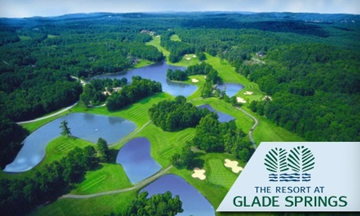 The Resort at Glade Springs - Ruckersville: $115 for $235 Toward Room Packages and Activities at The Resort at Glade Springs in Daniels, West Virginia