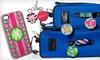 Textile Republic: Custom Keychain, Luggage Tag, Luggage Finder, or iPhone 4 Case from Textile Republic (Half Off)