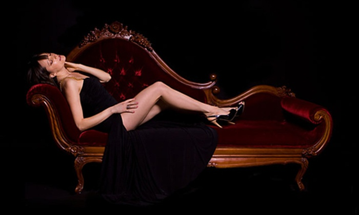 PDX Boudoir Portraits by Nina Sage - Hosford - Abernethy: $65 for a One-Hour Boudoir Photo-Shoot Package with Prints at PDX Boudoir Portraits by Nina Sage ($249 Value)