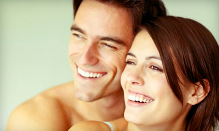 Million Dollar Smile - Walnut Hill: $78 for In-Office Teeth Whitening and Take-Home Whitening-Maintenance Pen at Million Dollar Smile in Woburn ($308 Value)