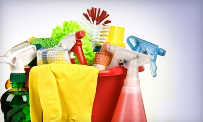 Wichita Maid Service - Multiple Locations: $69 for Two Hours of House Cleaning from Wichita Maid Service ($140 Value)