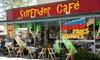 Surfrider Cafe - Downtown Santa Cruz: $10 for $20 Worth of Laid-Back Eats at Surfrider Café