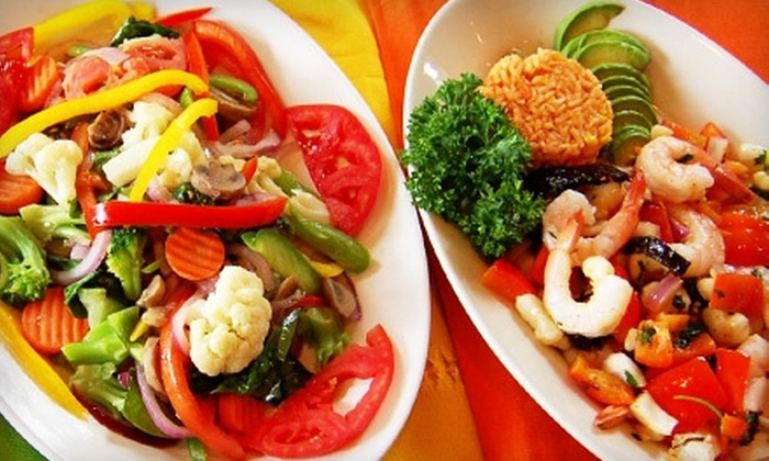 Algusto Mexican Restaurant - Tampa: $12 for $25 Worth of Authentic Mexican Cuisine and Drinks at Algusto Mexican Restaurant