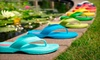 Okabashi Brands Inc: $15 for $30 Worth of Eco-Friendly Sandals from Okabashi