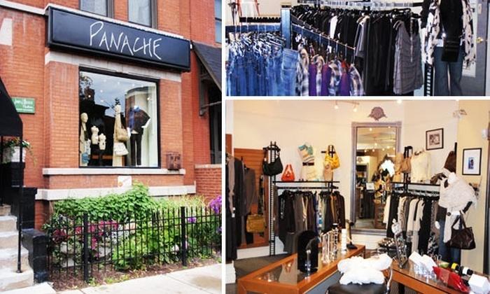 Panache - Lincoln Park: $50 for $150 of Designer Goods at Panache Boutique