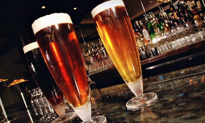 The Bier Baron Tavern - Dupont Circle: $20 for a Beer-and-Appetizer Package for Two at The Bier Baron Tavern ($41.90 Value)