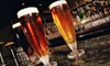Hotel Baron & Bier Baron Tavern - Northwest Washington: $20 for a Beer-and-Appetizer Package for Two at The Bier Baron Tavern ($41.90 Value)