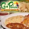 $10 for Mexican Fare at Casa Perico