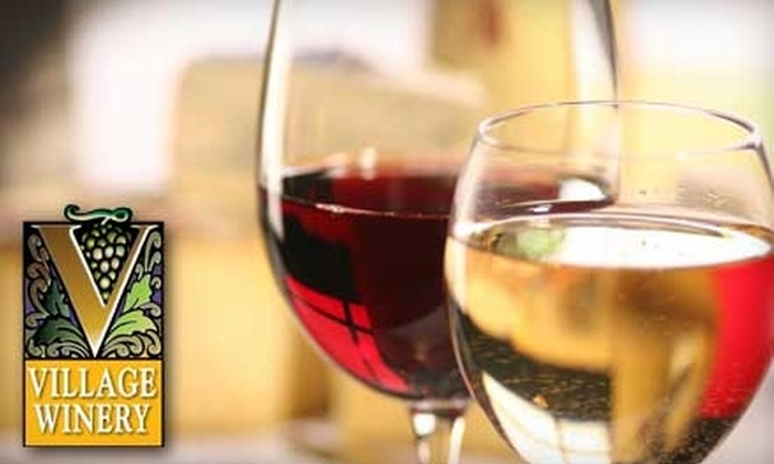 Village Winery - Victoria: $60 for One Select Level Batch of Wine at Village Winery (Up to $128 Value)