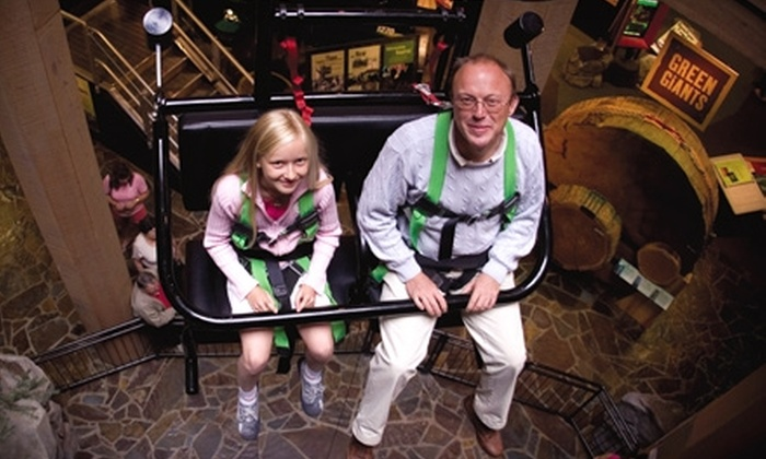 World Forestry Center Discovery Museum - Sylvan - Highlands: $30 for a One-Year Family-Plus Membership to World Forestry Center Discovery Museum
