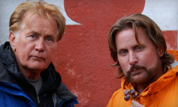 """Hudson Union Society: One-Year Basic Membership or Membership with Admission to See """"Martin Sheen and Emilio Estevez"""" from Hudson Union Society (Up to 87% Off)"""