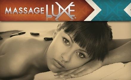 MassageLuXe - MassageLuXe in Brentwood