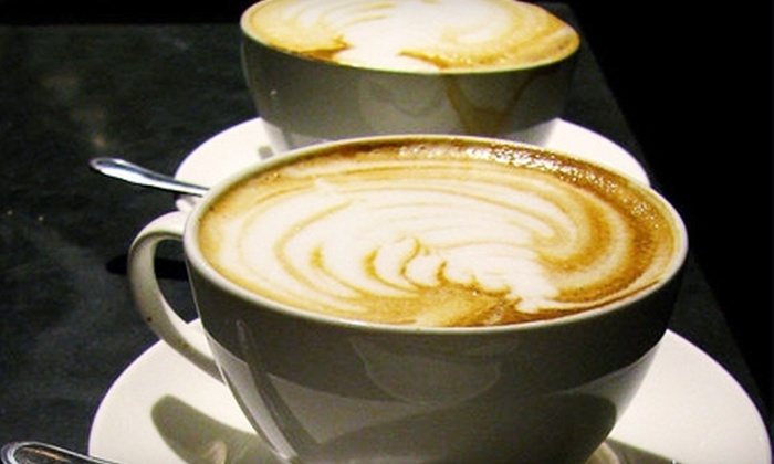 Mugs Coffee Company  - Vancouver: $14 for a 10-Coffee or Drink Punch Card at Mugs Coffee Company in Vancouver