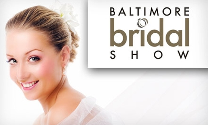 Baltimore Bridal Show - Inner Harbor: $5 General Admission Ticket to Baltimore Bridal Show on February 13 or 14, 2010