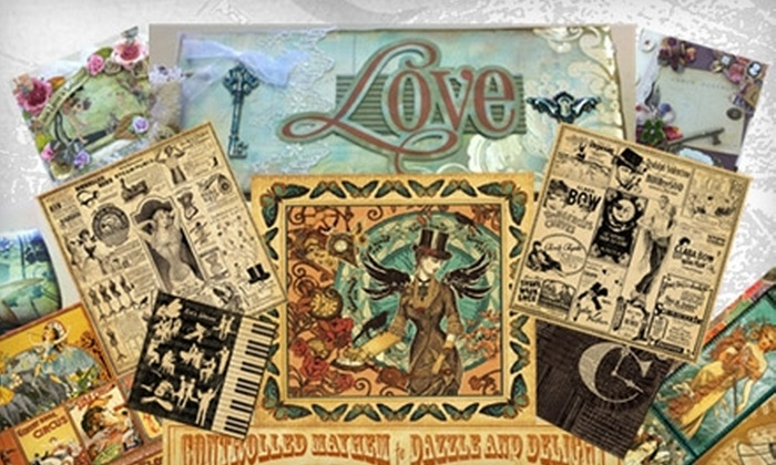 Enchantments Scrapbooking & More - Rockport: $15 for $30 Worth of Stationery, Gifts, and Scrapbooking Materials at Enchantments Scrapbooking & More