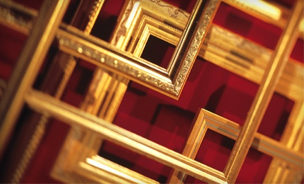 $100 Groupon to Framagraphic - Framagraphic Picture Framing & Gallery in Vancouver