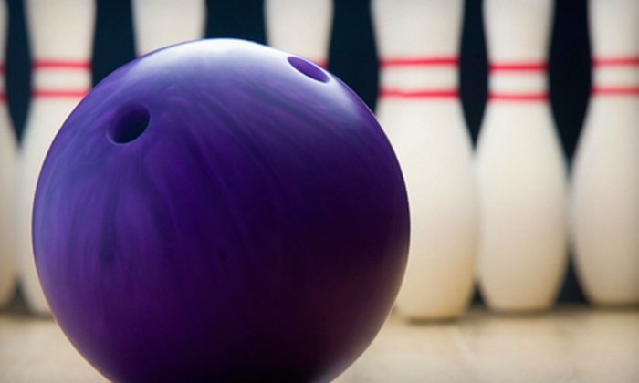 Oak Ridge Bowling Center - Oak Ridge: Bowling Outing with Shoe Rental for Two or Four at Oak Ridge Bowling Center (Up to 51% Off)