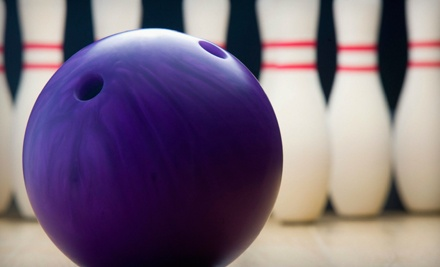 Bowling Outing for 2 (up to a $20.50 value) - Oak Ridge Bowling Center in Oak Ridge