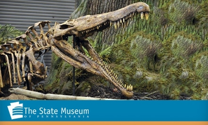 The State Museum of Pennsylvania - Harrisburg: $10 for Four Tickets to The State Museum of Pennsylvania (up to $20 value)