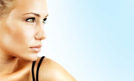 1 Full-Body Airbrush-Tanning Session (a $55 value) - The Palms Salon & Spa in Norman