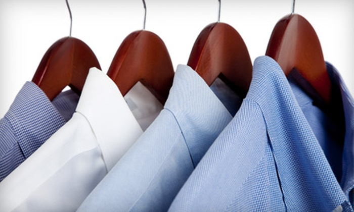 Thomas Dry Cleaners - Ward 2: $10 for $20 Worth of Cleaning Services at Thomas Dry Cleaners