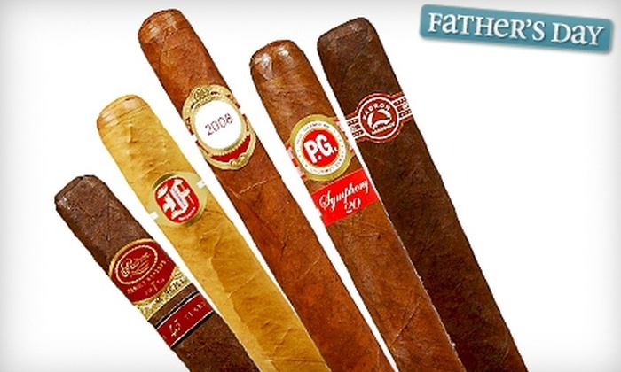A Little Taste of Cuba - Princeton: $20 for $40 Worth of Cigars and Accessories at A Little Taste of Cuba