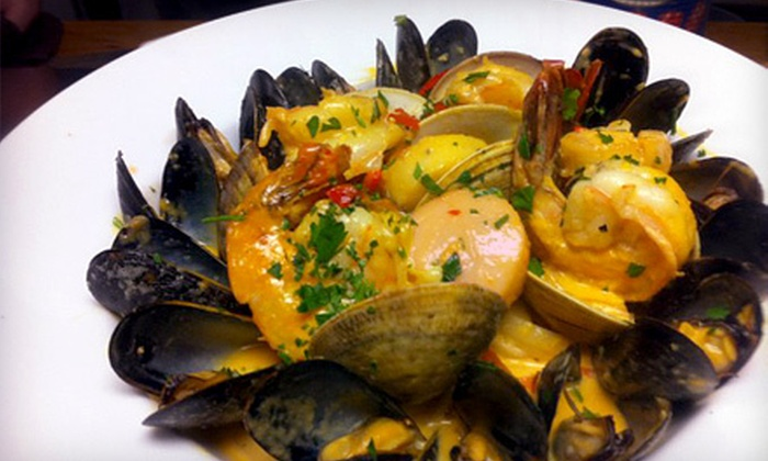 Barcelona Bistro - Pitman: $20 for $40 Worth of Spanish Cuisine, or Selection of Any Five Tapas at Barcelona Bistro in Pitman