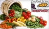 Farm Fresh To You - Multiple Locations: $15 for $31.50 of Organic Produce Delivered from Farm Fresh To You