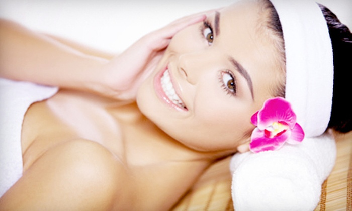 Skin Spa  - West Des Moines: Mandarin Body Scrub with Wrap, Three Chemical Peels and a Mini Facial, or $25 for $50 Worth of Spa Services at Skin Spa