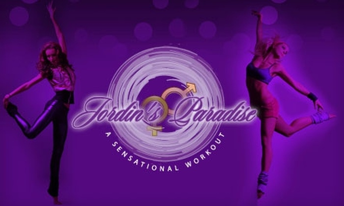 Jordin's Paradise - Mount Vernon Square: Flirty Fitness at Jordin's Paradise. Choose from Three Options.
