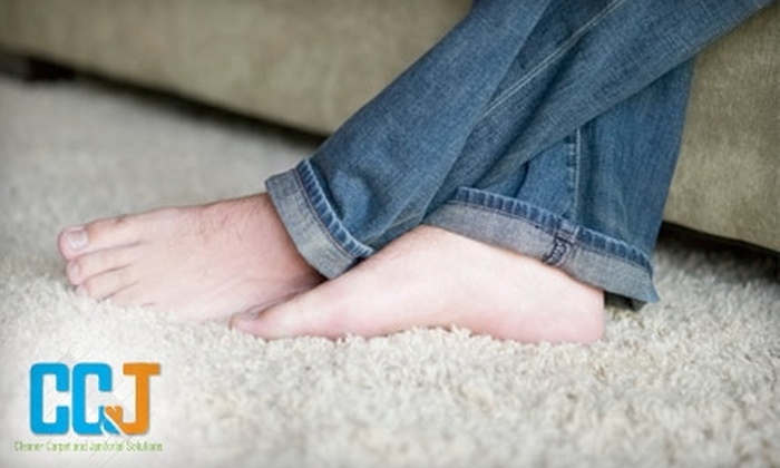 Cleaner Carpet & Janitorial Solutions - Multiple Locations: $49 for a Two-Room Carpet Cleaning from Cleaner Carpet & Janitorial Solutions ($197 Value)