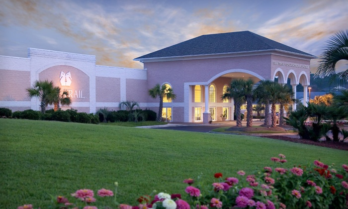 Sea Trail Golf Resort & Convention Center  - Sunset Beach, NC: $99 for a One-Night Stay at Sea Trail Golf Resort & Convention Center in Sunset Beach, NC (Up to $199 Value)