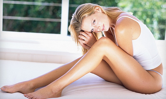 Lasting Impressions Laser - Edmonton: Two Laser Vein-Therapy Treatments for Facial or Leg Veins at Lasting Impressions Laser (Up to 59% Off)